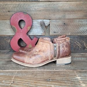 Seychelles Tazanite Leather Boots 7